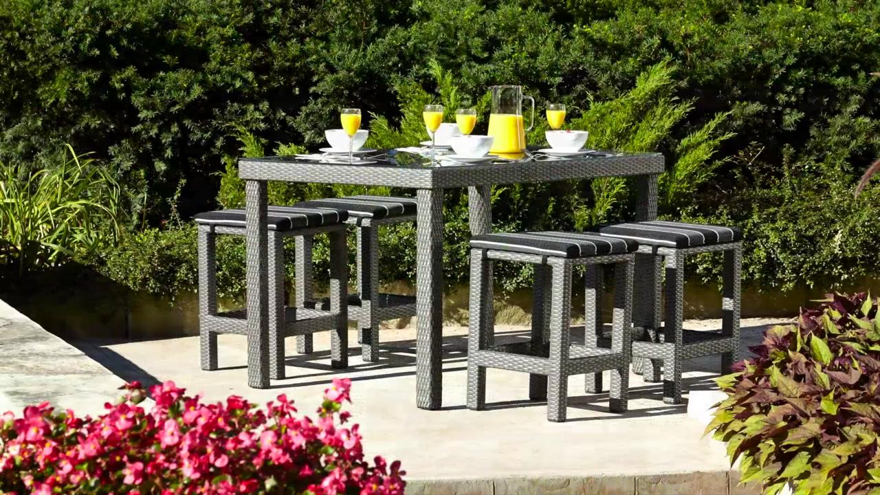 Monaco Patio Furniture Collection Leisure Design Lawn Welcome To Costco Whole