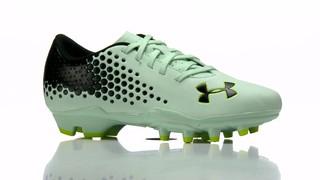 under armour men's blur flash iv fg soccer cleat