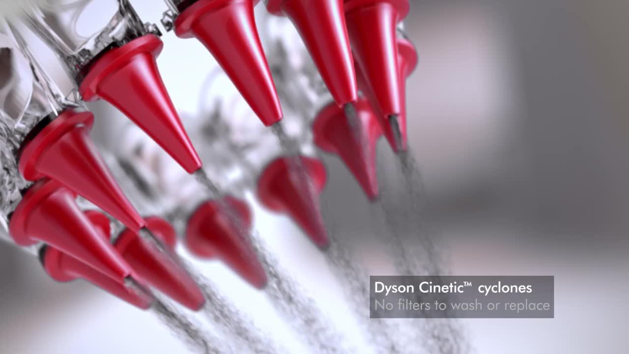 dyson cinetic big ball multifloor vacuum - Dyson Cinetic