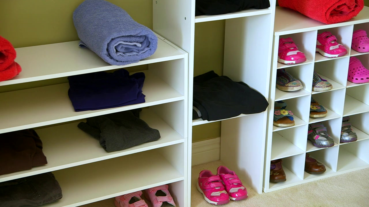 ClosetMaid Stackable Storage Systems