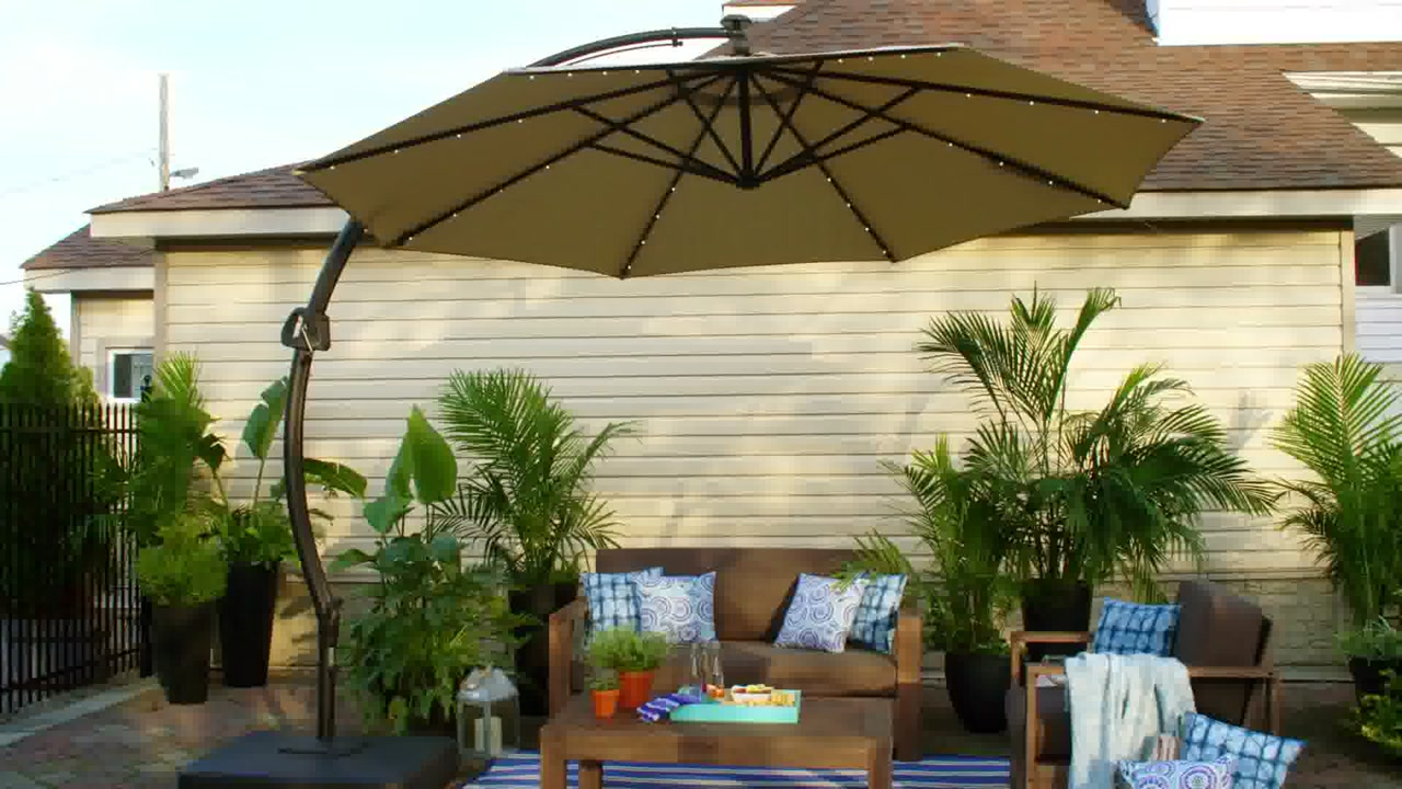 Add Privacy To Your Yard With A Patio Umbrella Part 81