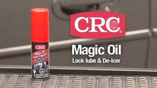 CRC Magic Oil Lock Lubricant and De-Icer