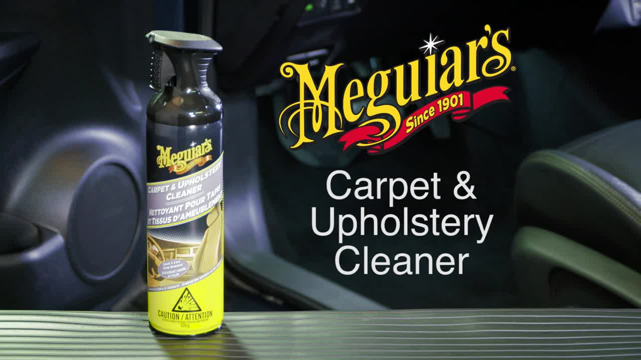 carpet upholstery cleaner. meguiar\u0027s carpet and upholstery cleaner c