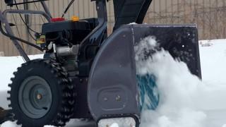 Yardworks 357cc 2-Stage Snowblower, 30-in