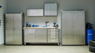 Mastercraft Garage Cabinets
