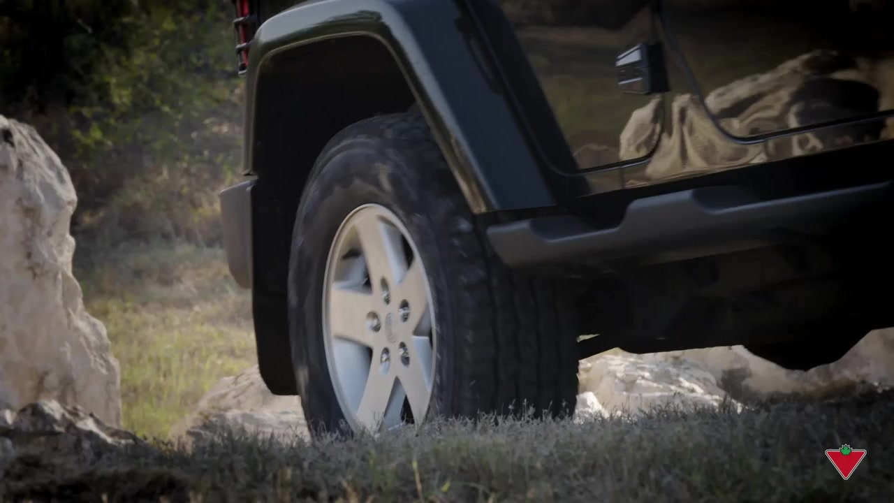How we push our tires to the limit off road