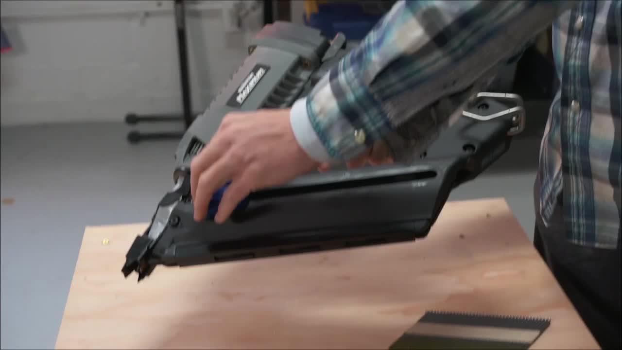 mastercraft maximum cordless gas framing nailer