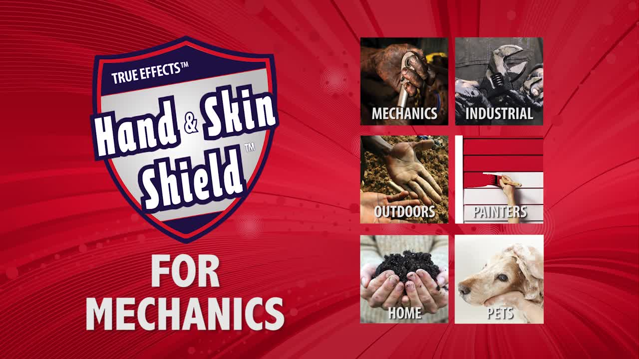 Driving gloves canadian tire - True Effects Hand Skin Shield For Mechanics