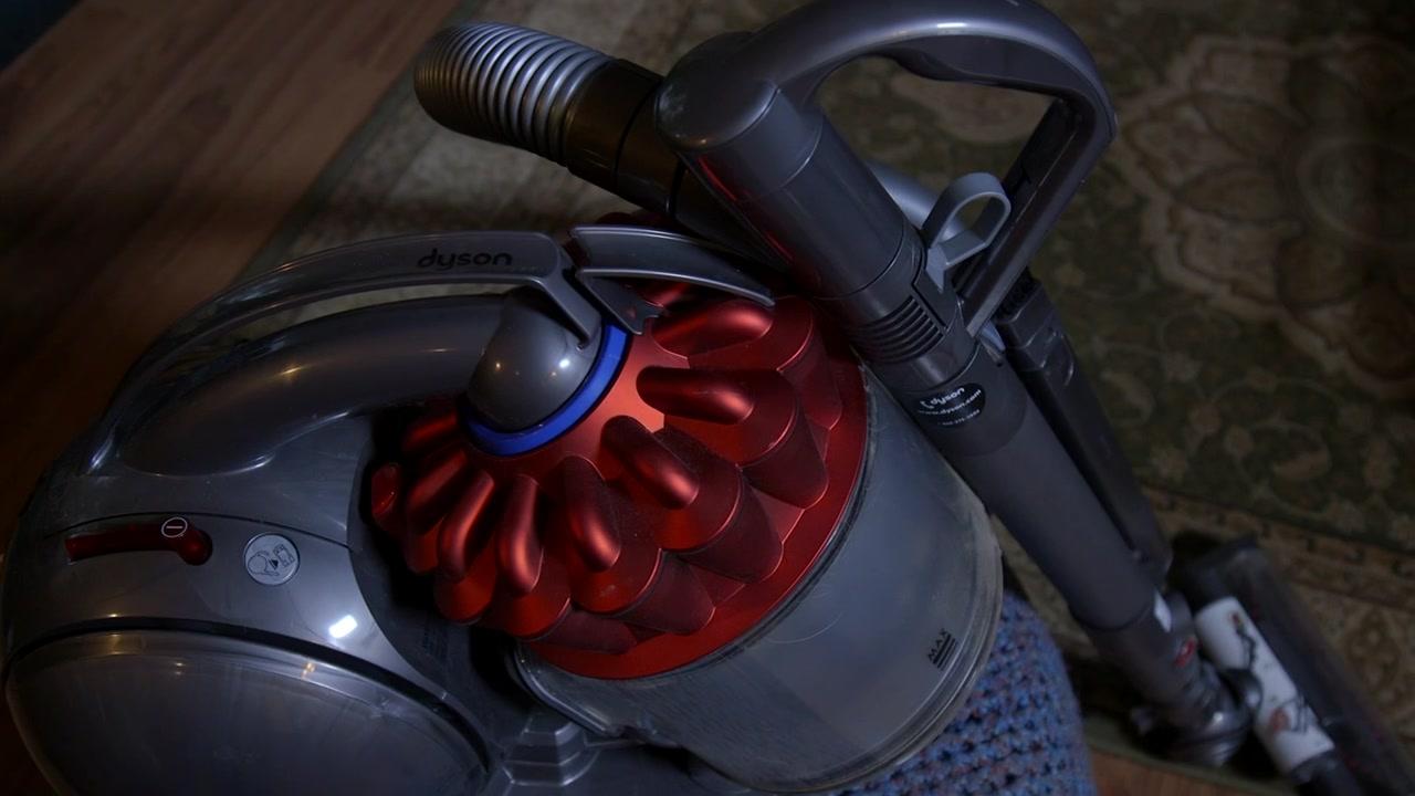Dyson DC37 Multi Floor Pro Canister Vacuum   Mikeu0027s Testimonial