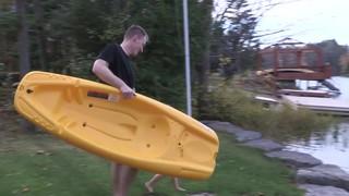 Pelican Solo Sit-On Kayak, 6-ft