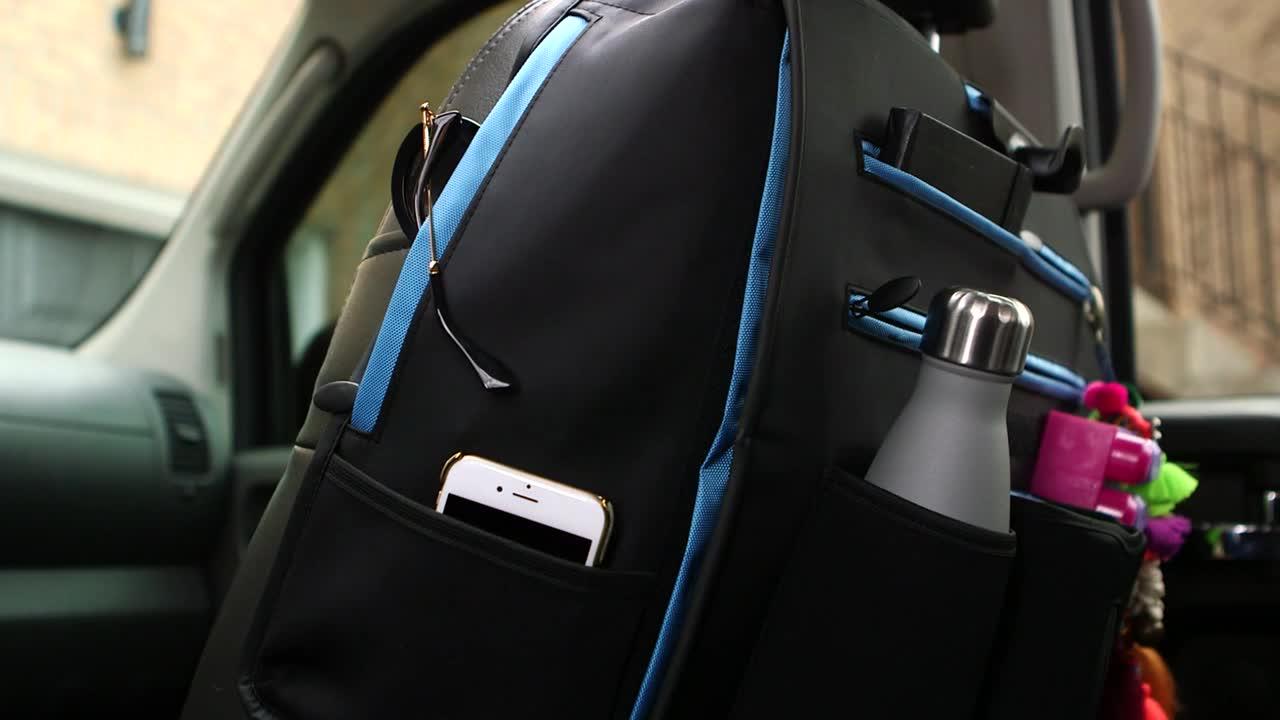 Driving gloves canadian tire - Glovebox Back Seat Organizer Kit