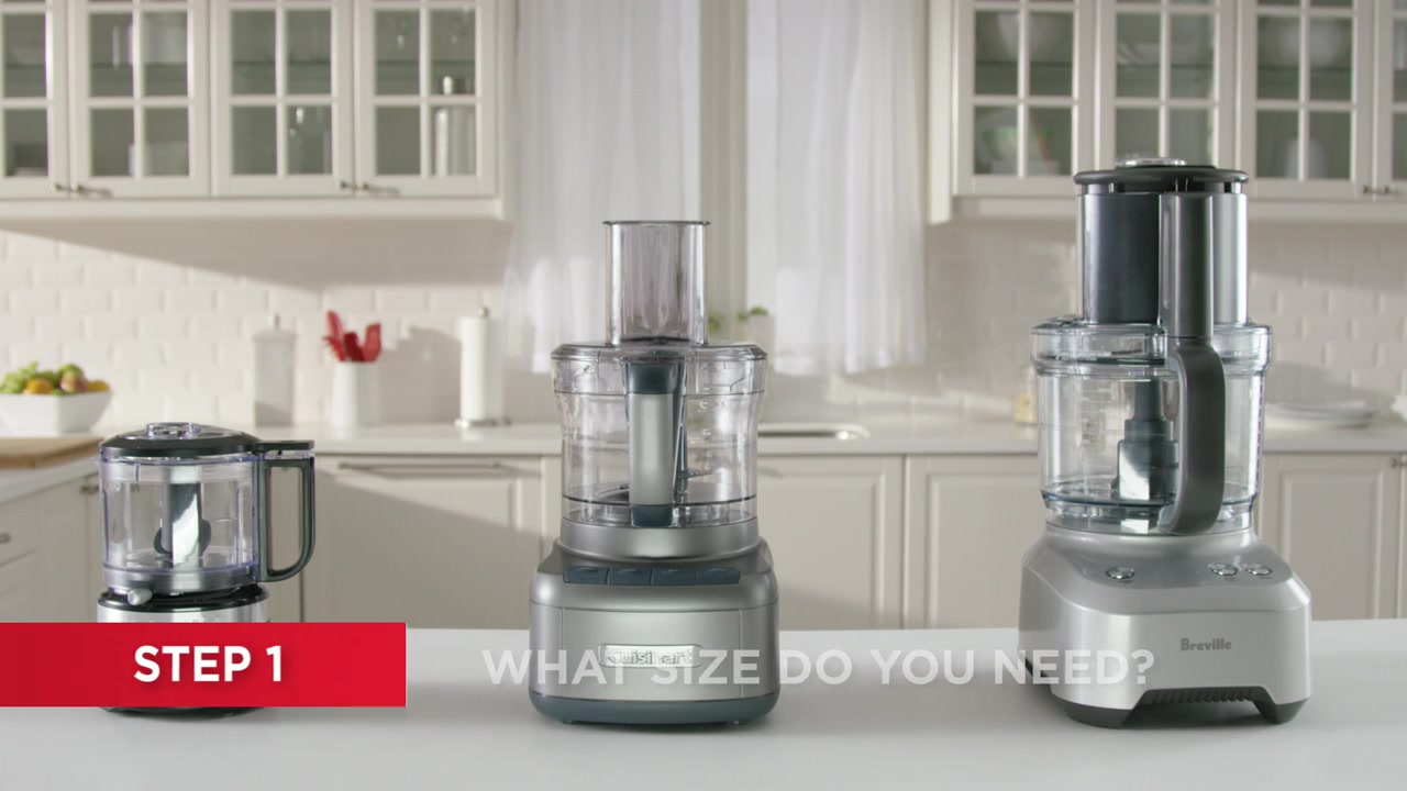 Kitchen small appliances victoria bc - How To Choose A Food Proccessor