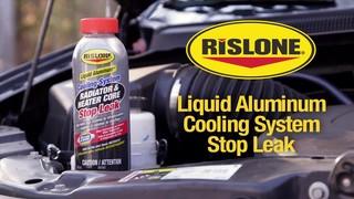 Rislone Liquid Aluminum Cooling System/Radiator Stop Leak, 500-mL