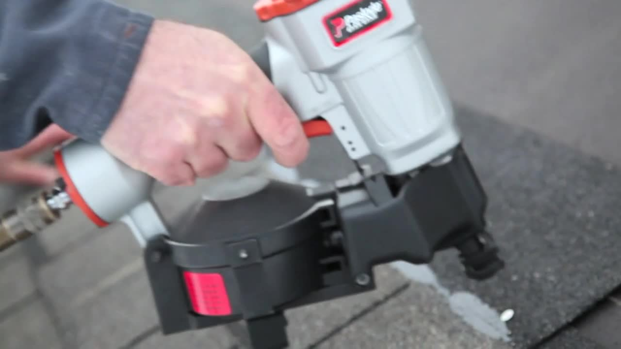 Paslode Coil Roofing Nailer