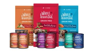 WholeHearted Grain Free Adult Chicken and Fish Recipe Wet Dog Food, 13.2 oz., Case of 12 - Thumbnail-8