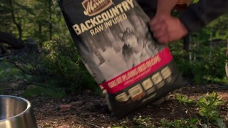 Merrick Backcountry Grain Free Raw Infused Big Game Dry Dog Food, 22 lbs. - Thumbnail-2
