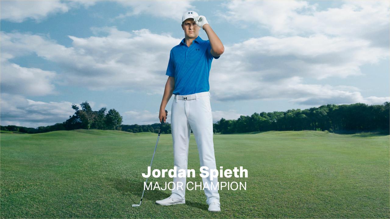 8250588104f260 Jordan Spieth Golf Shirts   Golf Hats