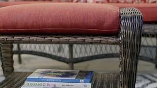 Collection de meubles de jardin CANVAS Catalina