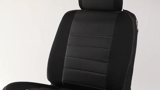 Remarkable Masque Phantom Truck Seat Covers Black 2 Piece Creativecarmelina Interior Chair Design Creativecarmelinacom