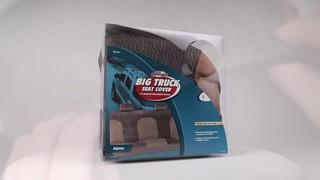 Fabulous Auto Expressions Tan Truck Bench Seat Cover Spiritservingveterans Wood Chair Design Ideas Spiritservingveteransorg