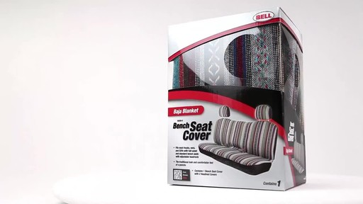 Phenomenal Bell Automotive Baja Blanket Bench Seat Cover Spiritservingveterans Wood Chair Design Ideas Spiritservingveteransorg