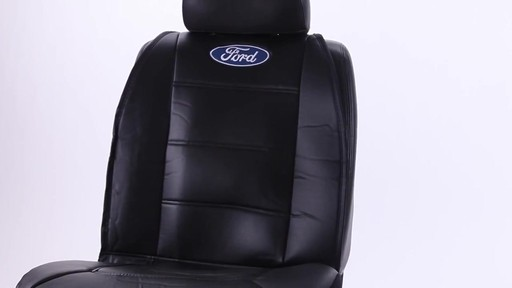 Superb Plasticolor Ford Vinyl Sideless Seat Cover A Black White Andrewgaddart Wooden Chair Designs For Living Room Andrewgaddartcom