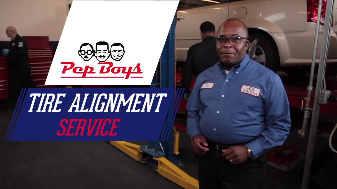 Wheel Alignment Pep Boys
