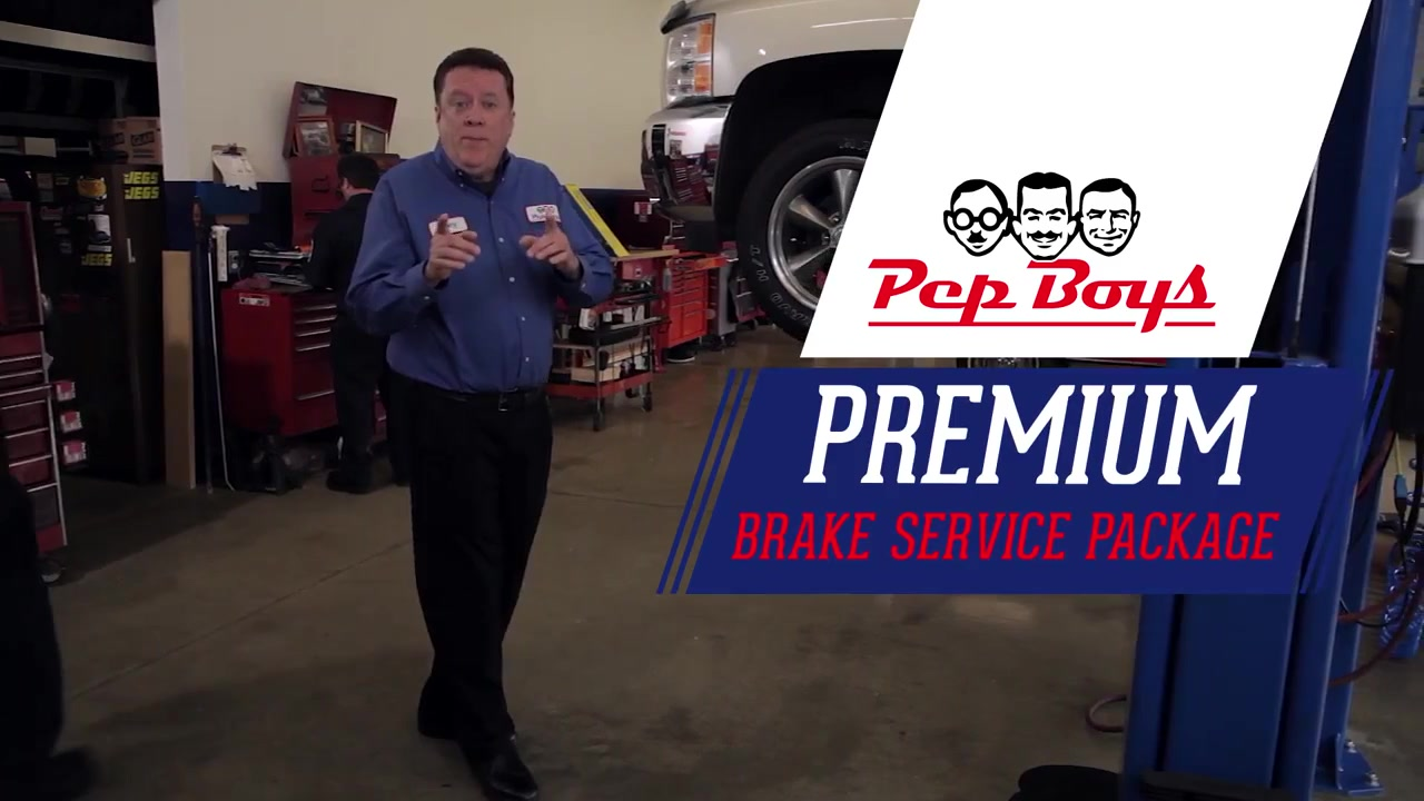 Brake Quotes Brake Services At Pep Boys