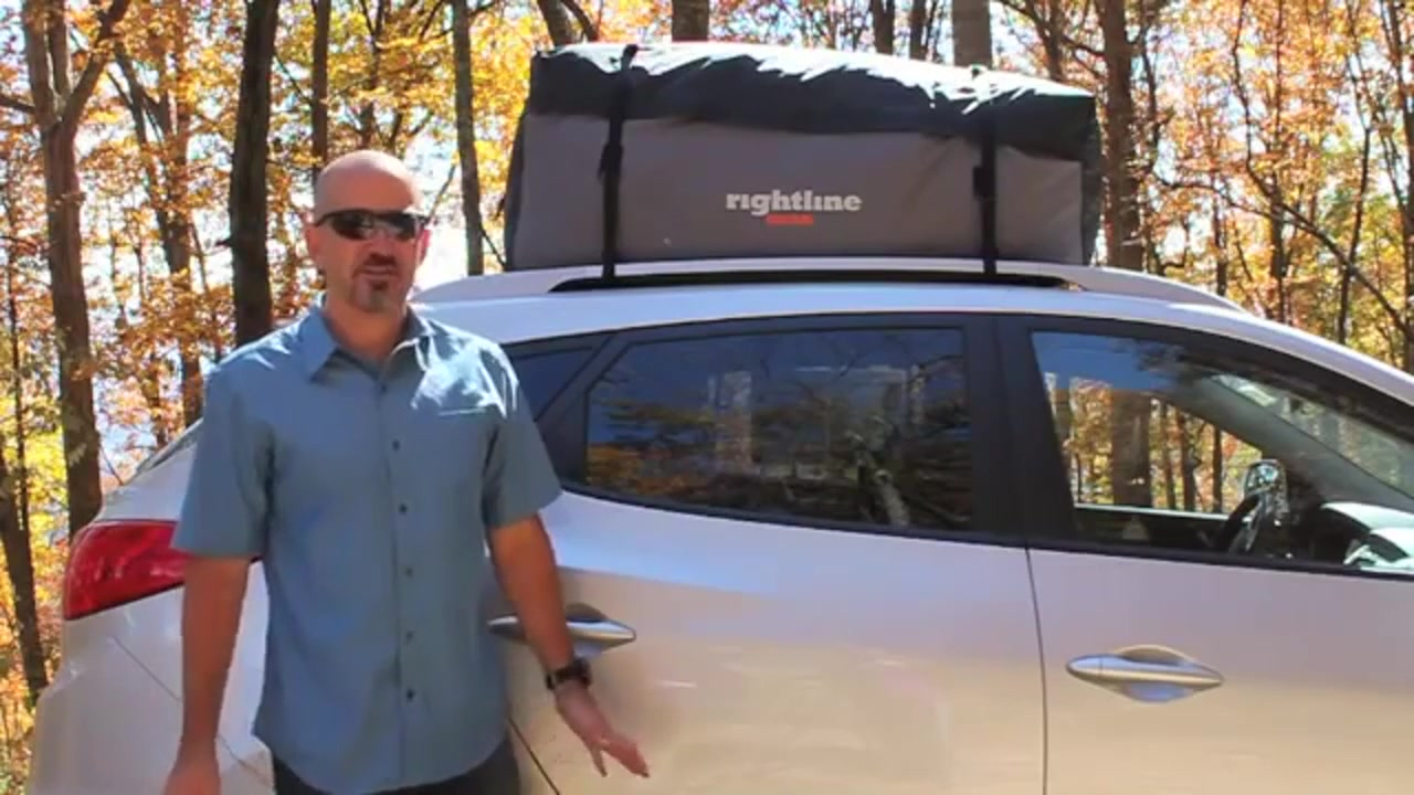 Rightline Gear Car Top Carrier U0026raquo; Roof Top Carriers And Bags   How To  Video   Accessories   Pep Boys Video Gallery