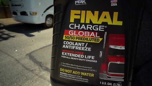 Peak Final Charge Extended Life Antifreeze 50/50