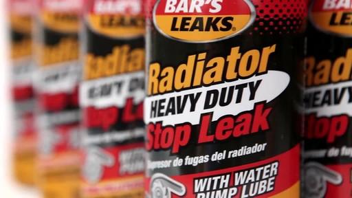 Bar's Leaks Pelletized Heavy Duty Radiator Stop Leak