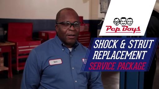 Pep Boys Shock & Strut Replacment Package