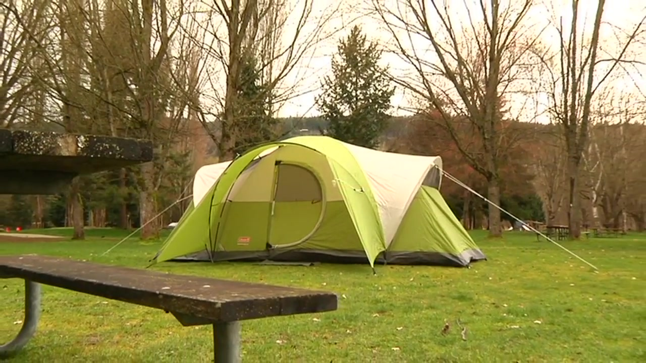 & Coleman Montana 8-Person Tent u0026raquo; Outdoor - Video Gallery