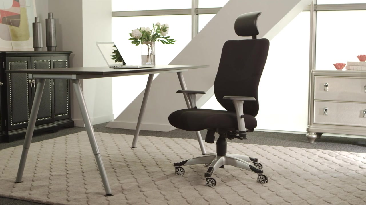 marcel cooling foam office chairsealy - video gallery