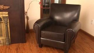 Edmond Club Chair Raquo Furniture Video Gallery