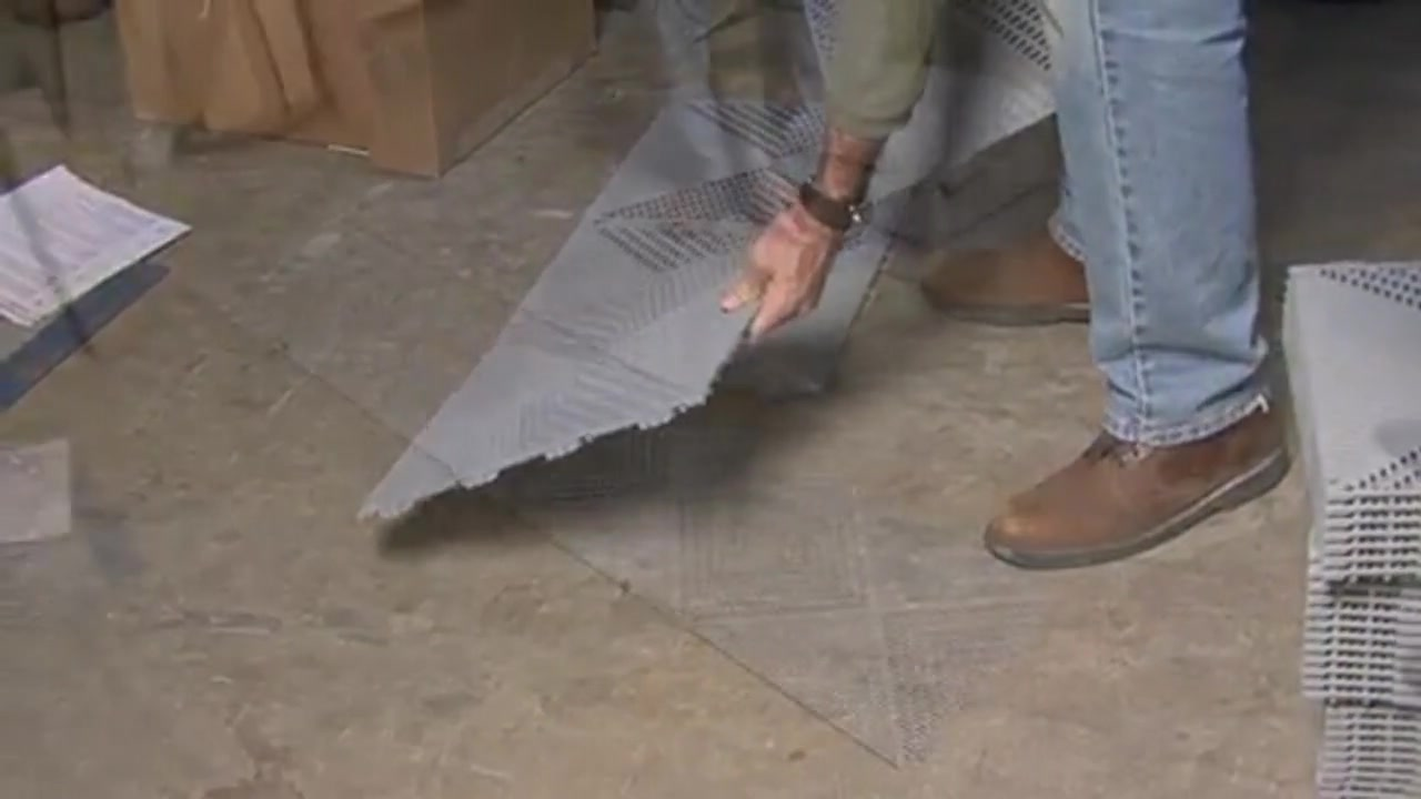 Quick click all weather floor tile video gallery dailygadgetfo Image collections