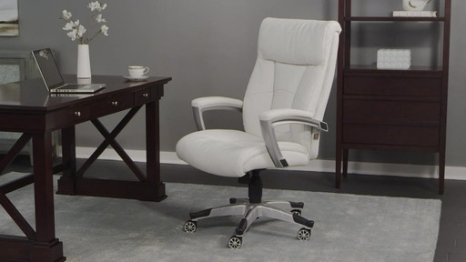 Alain Office Chair by Sealy - Video Gallery on barcalounger office chair, x rocker office chair, uttermost office chair, liberty office chair, flexsteel office chair, best home furnishings office chair, taylor office chair, dallas office chair, tempurpedic office chair, winners only office chair, lazyboy office chair, spring office chair, milano office chair, sam moore office chair, lazboy office chair, bradington young office chair, modern leather office chair, broyhill office chair, lane furniture office chair, obus forme office chair,