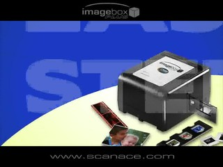 Imagebox Stand Alone 9 Megapixel Film Scanner Video Gallery