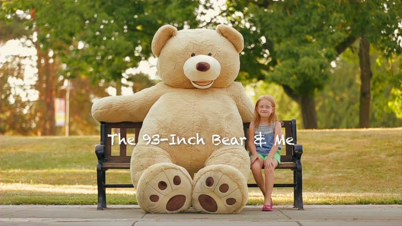: giant teddy bear costume  - Germanpascual.Com