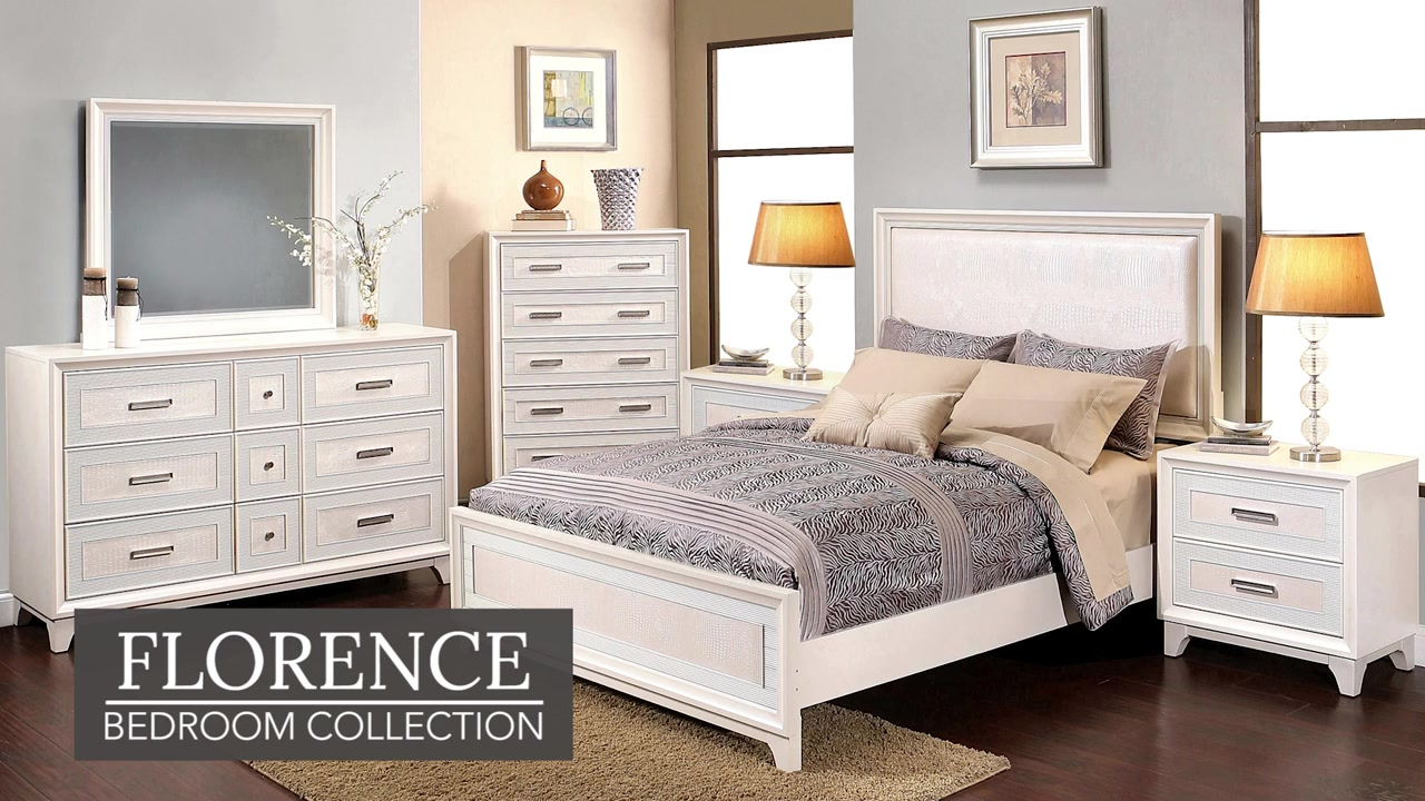 Florence Bedroom Collection - Video Gallery