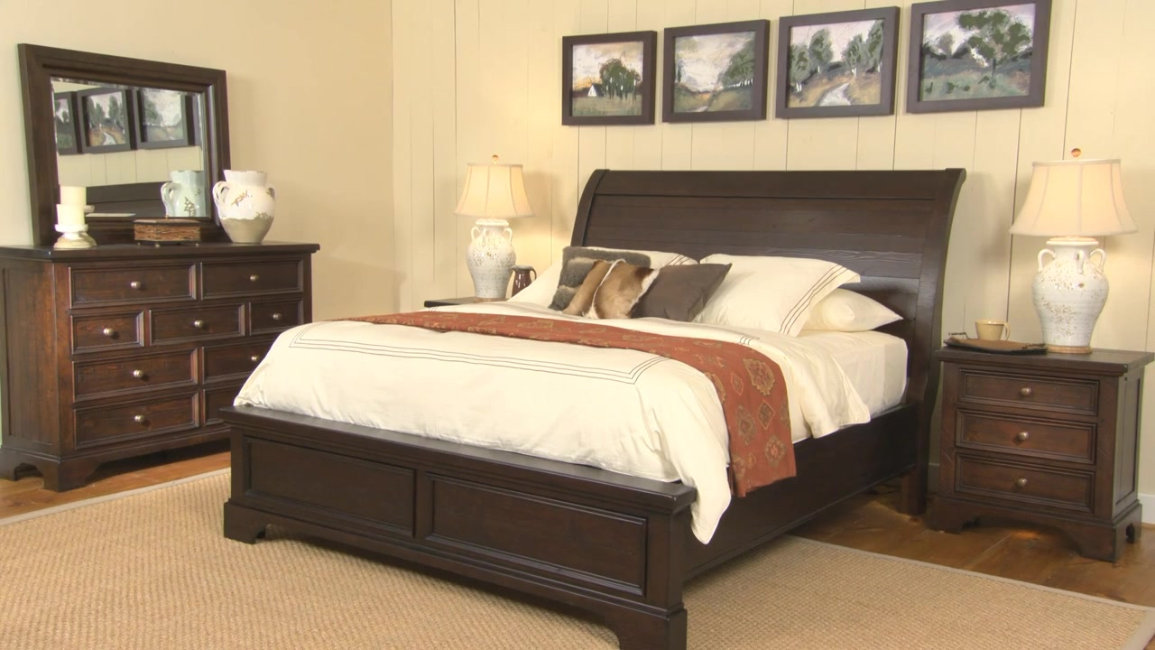 Telluride Bedroom Collection - Video Gallery