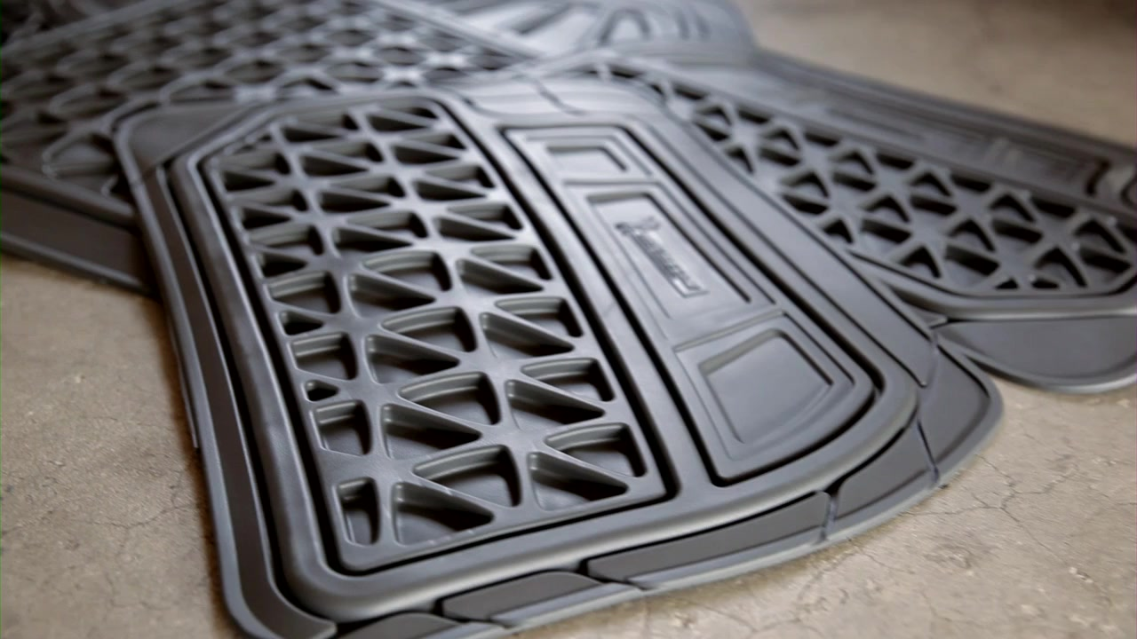 row husky duty black heavy mats liners mpn floors floor