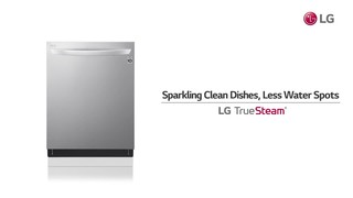 LG Top Control Wi-Fi Enabled Dishwasher with QuadWash and