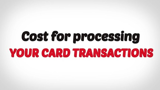 Costco Services costs for processing your card transactions