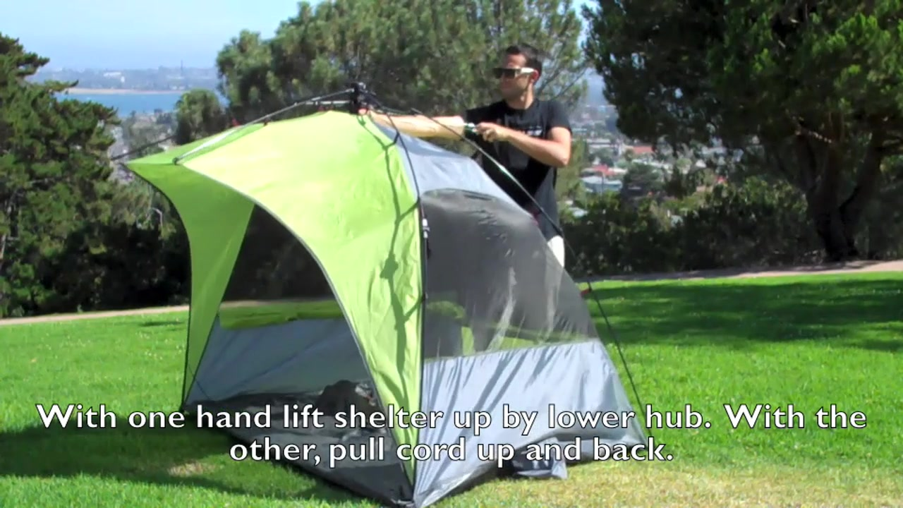 & Lightspeed Outdoors® Sun Shelter - Video Gallery