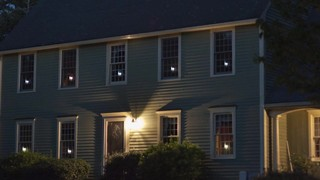 LED Battery Operated Flickering Window Candles - Video Gallery