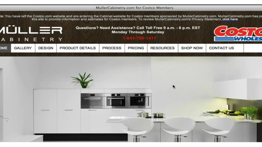 European Kitchens And Baths By Muller Cabinetry Video Gallery