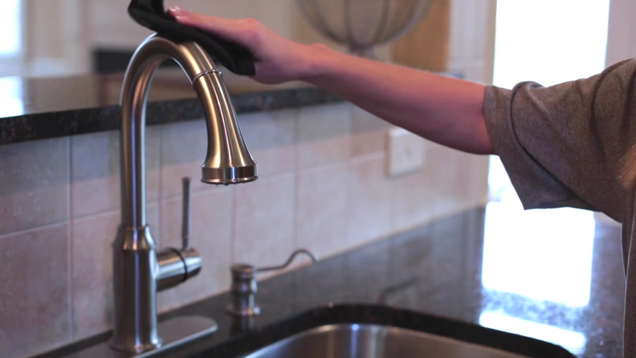 Kitchen Faucet Installation hansgrohe talis c kitchen faucet installation - video gallery
