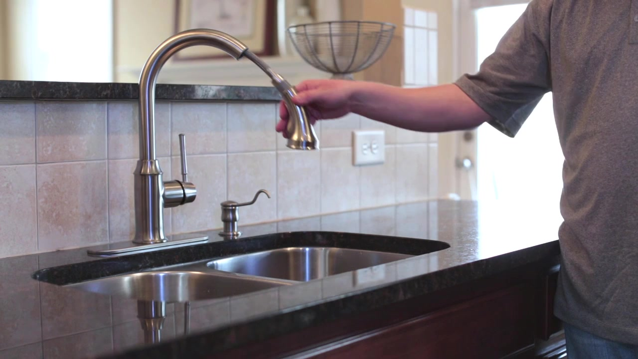 Hansgrohe Talis C Kitchen Faucet Installation - Video Gallery