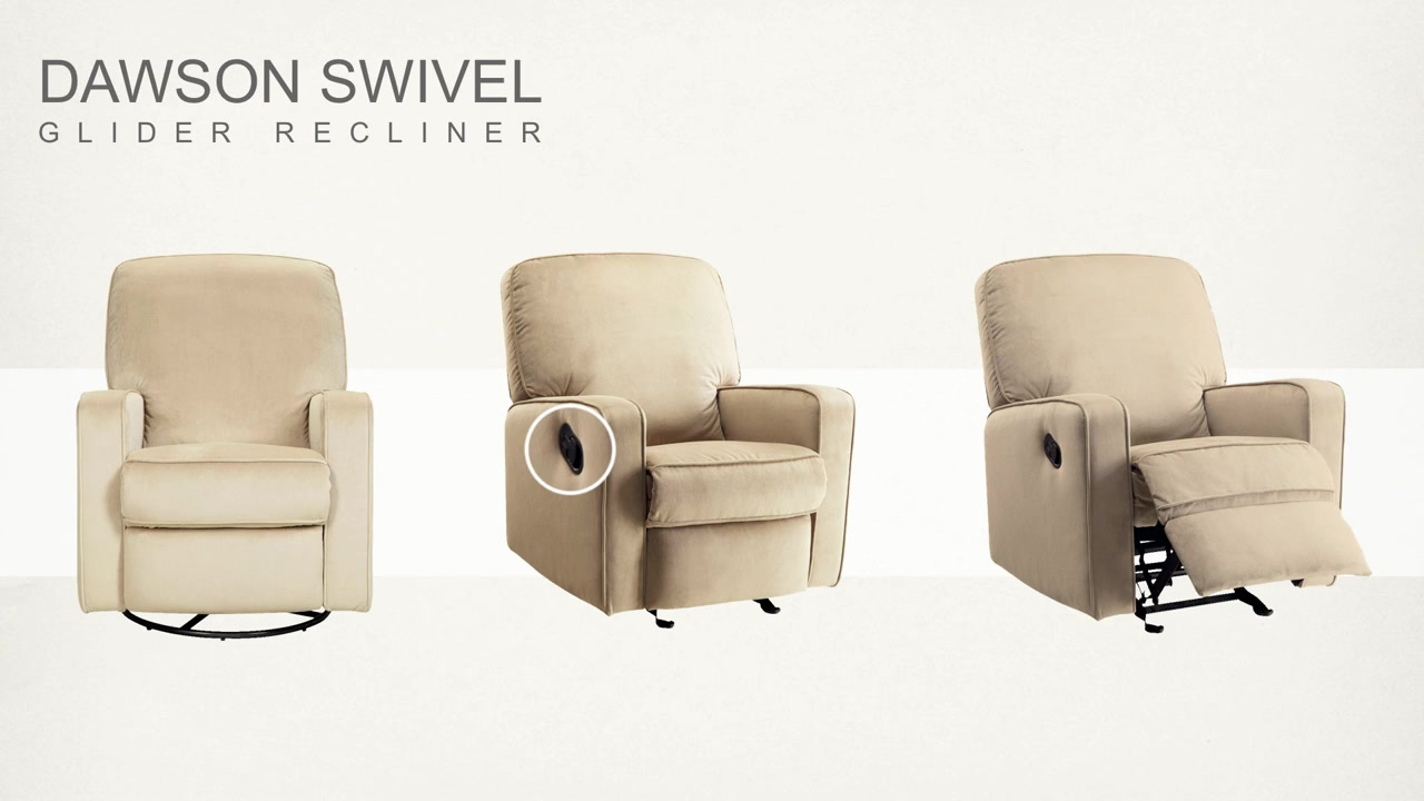 sc 1 st  Costco & Dawson Swivel Glider Recliner - Video Gallery islam-shia.org